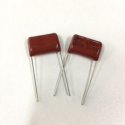 100pcs 1600V 202 J 0.002uf 2nf 2000pf P15 CBB81 CBB metal film capacitor