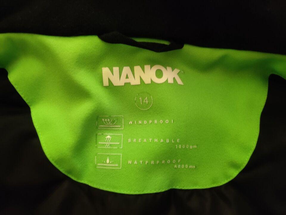 Sæt, Skisæt, Nanok