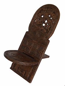 chaise africaine elephant