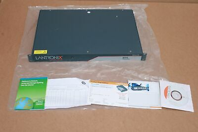 Lantronix EDS16PR 16 Port w//rack ears Tested good all ports 3 Available