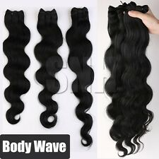 100% 7A Unprocessed 300g 3Bundles Indian Brazilian Virgin Human Hair Weave U781