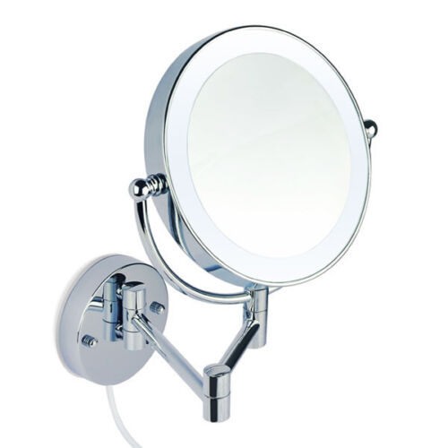 3cm dick Infrarot-Sensor WEH-5 LUXUS LED Beleuchtet Kosmetikspiegel 5Fach