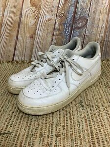 Nike Air Force 1 07 All Triple White Classic Mens Shoes Sneakers AF1 315122 111
