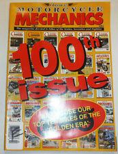 Motorcycle Mechanics Magazine 100th Issue Top Ten Bikes February 1996 012715R
