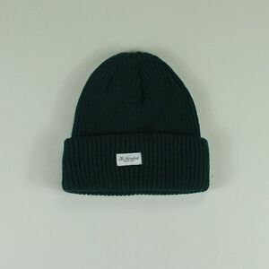 43715668a59 The Hundreds Crisp Hat Beanie Brand New in One Size in Emerald