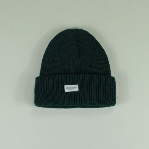 THE Hundreds Crisp Cappello Beanie in Nuovo di Zecca taglia unica in Smeraldo