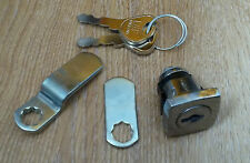 Snap Fix Cam Lock Filing Cabinet Lock 20mm Furniture Lock