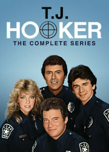 T-J-Hooker-The-Complete-Series-20-Disc-DVD-NEW