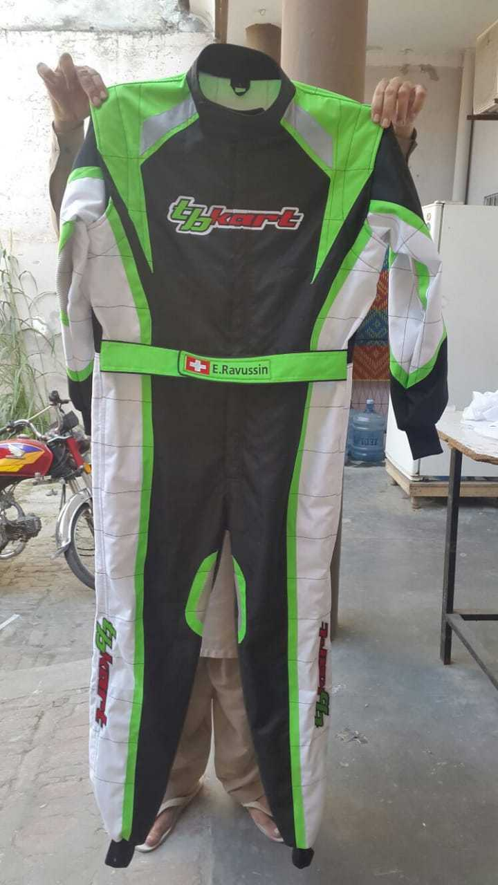 Tb Kart Karting  Suit CIK FIA Level 2 (Free gifts included)  at the lowest price