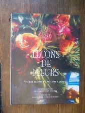 Leçons de fleurs / Pierre Brinon / Philippe Landri