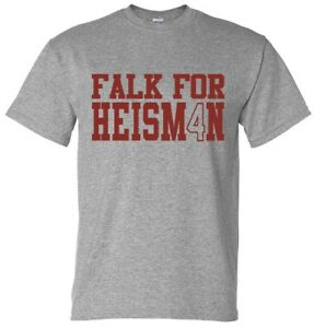 new concept b468e 765e6 Details about Luke Falk Washington State Cougars for Heisman jersey T-shirt  Shirt