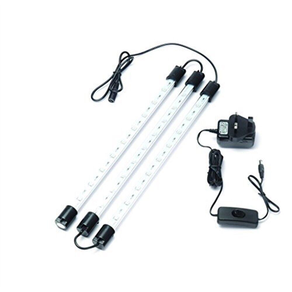 prezzo più economico Interpet TRIPLO blu MOON MOON MOON Daisy Chain sistema di illuminazione a LED, 36 cm, confezione da 3  promozioni di squadra