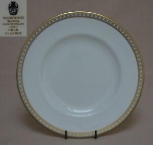 Wedgwood-034-Gold-Ulander-034-8-034-DESSERT-PLATE