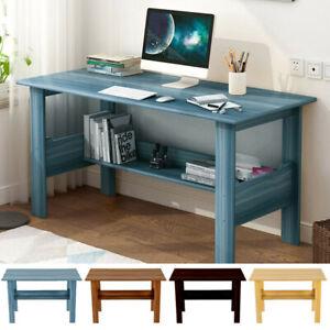 39 Home Solid Wood Small Desk Bedroom Study Table Office Desk Workstation Us Ebay