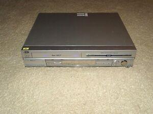 JVC HM-HDS4 High-End S-VHS Videorecorder / 80GB HDD, teildefekt, VHS-Probleme