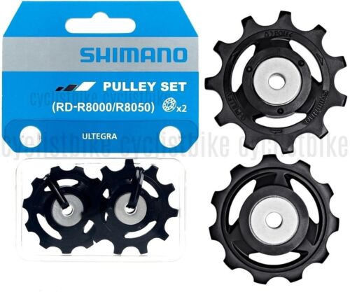 Shimano Ultegra RD-R8000// RD-R8050//RX80 Tension /& Guide Pulley Set NIB