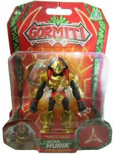 Gormiti-Figure-Action-Ultra-Hurik-fully-Poseable-8cm-Original-GIOCHI-PREZIOSI