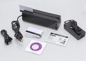 Mag strip credit card encoder rather