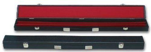 Billard Queuekoffer Koffer mit Tragegriff 1/1 schwarz NEU OVP Billardkoffer