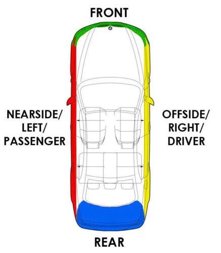 CHRYSLER GRAND VOYAGER 2001-07 O//S//R Drivers Side Rear Brake Caliper Right RH