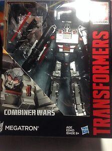 2015 Transformers Combiner Wars Leader Megatron-nouveau scellé!