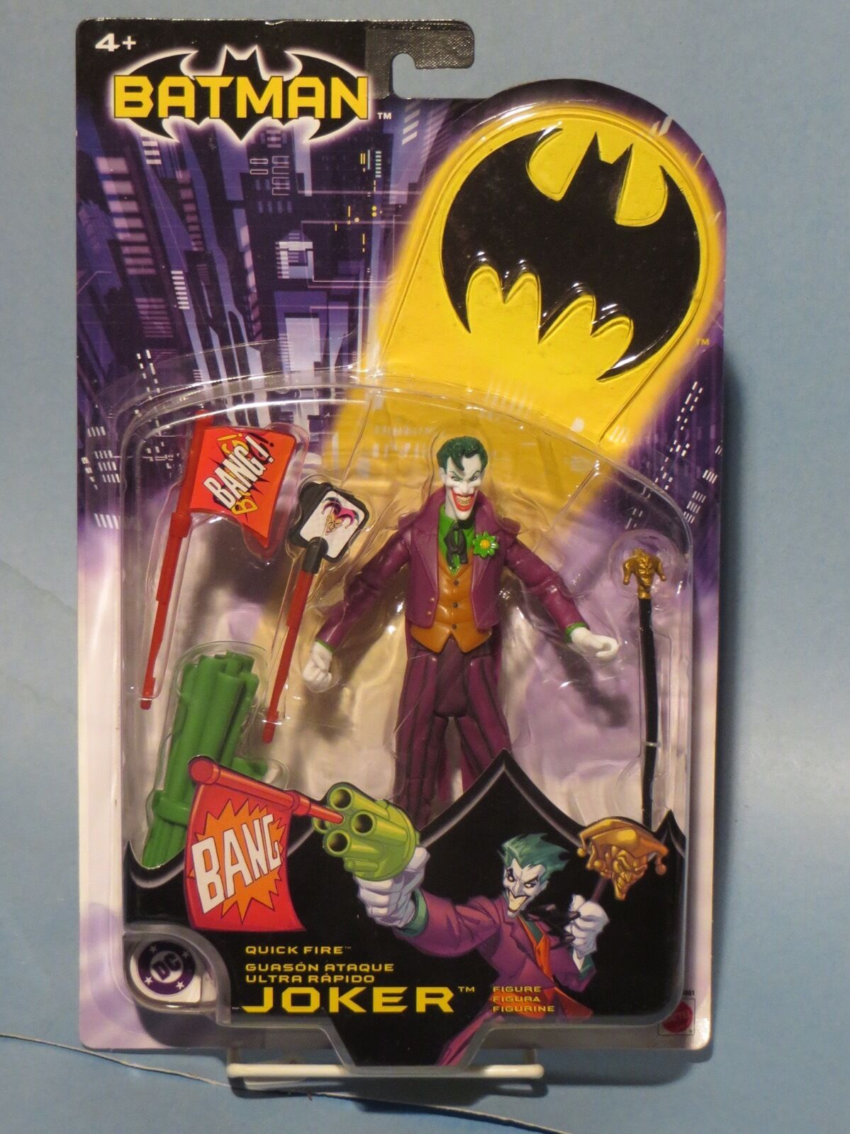 Dc - universum batman joker action - figur.nm.