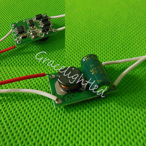 10pcs 10w 12v 24v dc led constant current driver power 900ma high