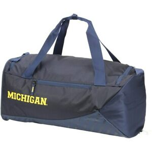 d63e6300ec1f Image is loading Nike-Vapor-Max-Air-Michigan-Wolverines-Training-Duffle-