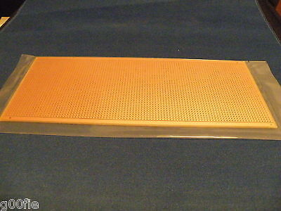 2x 100 X 250mm Electronic Construction Board With Copper Strip