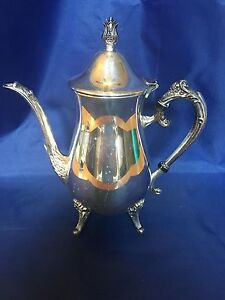 Leonard Silver Coffee Pot - 10\