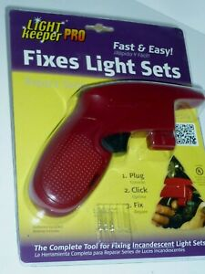 Image Is Loading Light Keeper Pro Christmas Tree Lights Bulb Tester