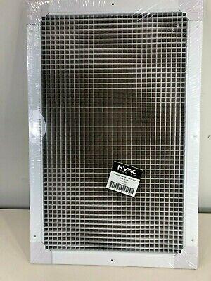 50F Diffuser 14x14 Titus Aluminum Eggcrate Return Grid NEW