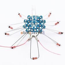 Mobile Phone Signal Flash LED Light Radiation Power Supply DIY Kit GSM  ICSK032A