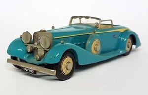 Western-escala-1-43-De-Metal-Blanco-Hispano-Suiza-WMS20-1933-V12-68-SAOUTCHIK