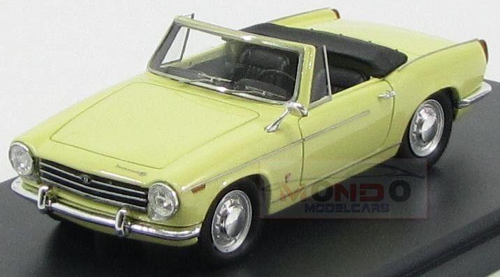 Innocent 950s Spider 1962 jaune Matrix 1 43  mx30902-012  acheter une marque