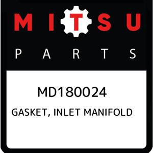 MD180024-Mitsubishi-Gasket-inlet-manifold-MD180024-New-Genuine-OEM-Part