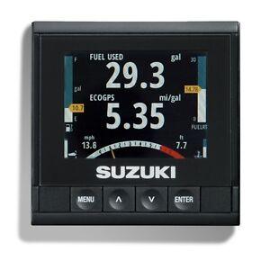 Suzuki Lcd Enging Gauges
