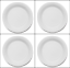 1000-White-Disposable-Paper-Plates-6-034-7-039-039-9-034-perfect-for-BBQ-parties-Outdoor thumbnail 5