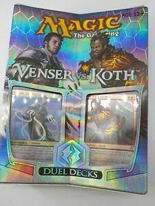 Magic-The-Gathering-MtG-Duel-Decks-Venser-vs-Koth-NIB-2012