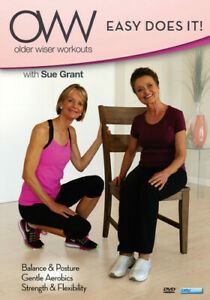 Older Wiser Workouts: Easy Does It [New DVD]