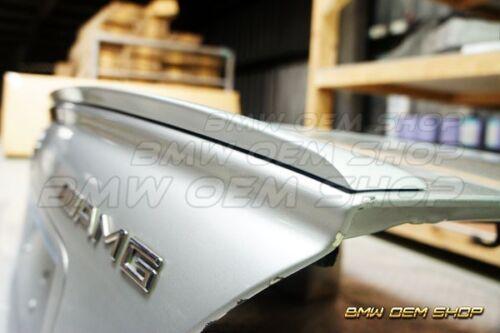 00-06 UNPAINTED MERCEDES BENZ CL W215 X TYPE TRUNK BOOT SPOILER WING