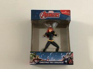 Hallmark-Black-Widow-Ornament-Marvel-Avengers-Christmas-Tree-Ornament
