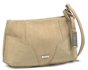 Betty-Barclay-Carol-Umhaengetasche-Handtasche-Damentasche-Umhaengetasche-sand