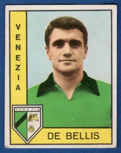 VENEZIA DE BELLIS FIGURINA CALCIATORI PANINI 1962//63