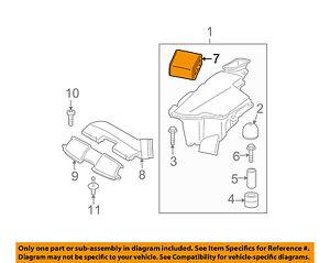BMW-OEM-10-13-M3-Engine-Air-Cleaner-Filter-Element-13727838804