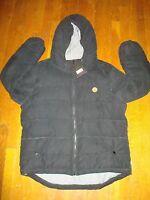 Mishka Corduroy Puffer Coat/ Large/ Black