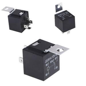 KFZ-Relais-Offner-Schliesser-Auto-Umschaltrelais-Wechselrelais-12V-40A-5-Pin-Neu