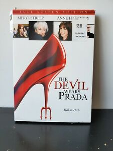 The-Devil-Wears-Prada-DVD-2006-Brand-New