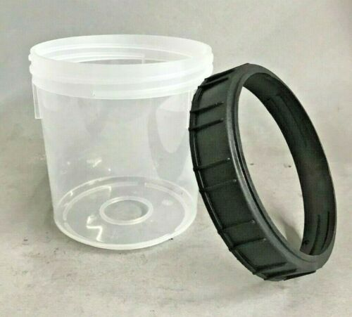 3M™ PPS™ Type Medium Cup and Collar Pkg//2 #16001