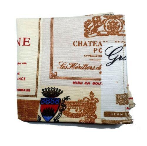 Luxueux Handmade Vin Amants Bow Tie Pocket Square Set-Mariage Fête des Pères